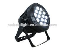 IP65 Waterproof 14*10W 4 IN 1 LED PAR BAR Light