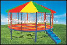 High Quality Kids Outdoor Trampoline Tent,Trampoline Park