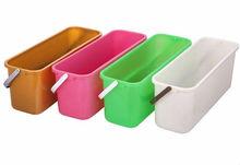 Flat mop bucket clean plastic bucket Rectangular mop bucket