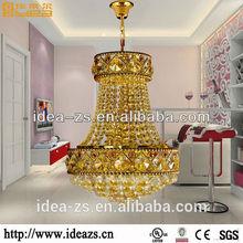 multi colored glass chandelier C9142