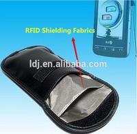 RFID nickel conductive fabrics for phone bag RFID blocking fabric Woven roving
