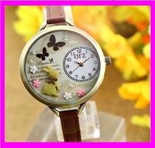 JC858 Popular Korea brand fancy watch,hand made mini wrist lady watch