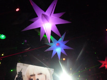 Good quality and cheap price Inflatable stars for decoration , inflatable hang stars