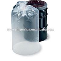 Professional manufacturer round bottom plastic bag