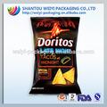 Chip de batata sacos/plástico de chips de batata sacos/lanches sacos laminados
