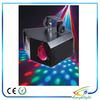 Led Dual Gem Pulse Light/ 2*9w rgb dmx led disco lights