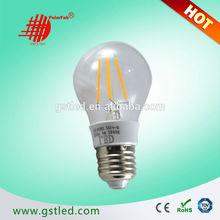 round recessed e27 filament led bulb light