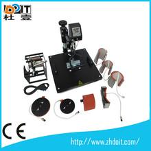 8 x1 heat transfer machine,8 in 1 heat press machine