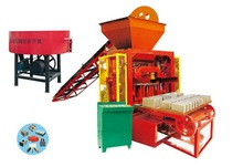 special offer in South Africa QTJ4-35 I fly coal ash brick machine