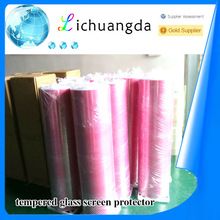 2014 factory price! Ultra clear anti-glare/matte screen protector fill roll wholesale!