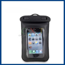 Diving Waterproof Pouch Case Bag with Waterproof Earphone for iPhone/iPod Touch