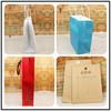 Retail t shirt packaging paper bag