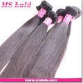 venta al por mayor de materias primas naturales negro baratos cabello virgen de malasia
