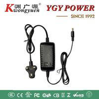 YK-04 5V2A 9V2A 12V1A 24V1A 24Wwaterproof power adapter