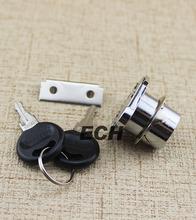 High quality Zinc alloy and iron push drawer lock