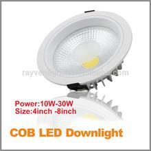High quality Round 20w COB LED Downlight 3 year warranty