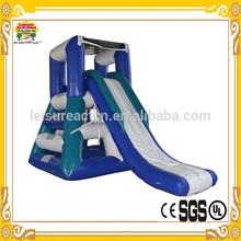 2014 New Style inflatable shark slide