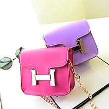 Hot!H letter mini shoulder bags ladies small top handbag SY5628
