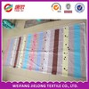 Weifang king size 100% cotton reactive printed bed sheet set fabric