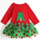 BABY DRESS,INFANT TODDLER CHRISTMAS DRESSES,BABY GIRL CHRISTMAS DRESSES