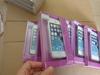 Original Slim 100%Brand New!!!Hippocampal buckle love mei metal aluminum bumper for iphone5 5s case
