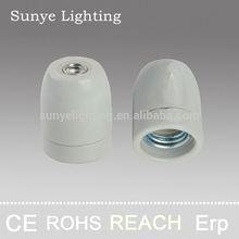 CE, VDE,SAA, RoHS, E27 Light Socket ,Bulb holder,table lamp shade holder