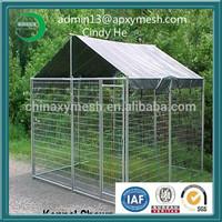 heavy duty large dog fence, dog enclosure