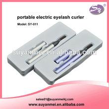 AAA battery operated magic electic eyelash curler mini pen design