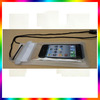 Hot selling new brand mobile phone PVC waterproof bag for Iphone 5 5S