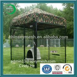dog enclosure, dog kennel