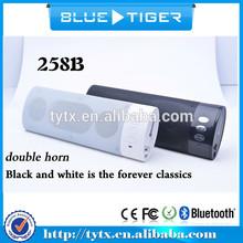 portable bluetooth music box ,woofer music mini speaker