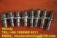 Mining rock drill bit mechanical tools names