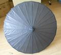 especial de la boda de papel de regalo paraguas sombrilla