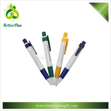 High Quality Simple Promotional Custom plastic Ball Point Pen