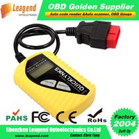 Hottest!!! High quality Original QUICKLYNKS auto transmission scanner/car scanner codes for sale/obd2 code scanner