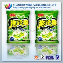 plastic bag socks/packaging of sock/socks packaging