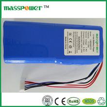 7.4V 13Ah lithium electric batteries