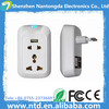 EU Plug WiFi Socket WiFi Smart Remote Power Socket