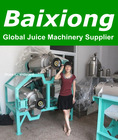 Small scale complete industrial juice extractor machine (Hot sale)
