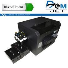 5760dip resolution uv led printer flatbed direct to print on phone case printer
