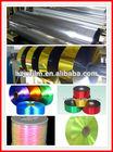 Turkey metallic yarn metallized pet film