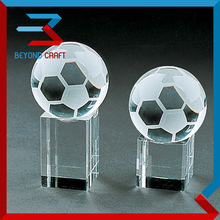 New design sport trophy award cup for football competition
