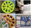 Spray Application Method Car Rim Spray Paint Removable Graffiti Paint Plastidip 400ML