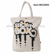 2014 design bag supplier canvas bags