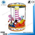 bolo de carrossel kiddie máquina passeios merry go round passeio fairground aparelhos