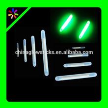 Powder glow stick / powder fishing glow stick float / powder mini glow sticks