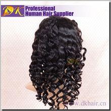 Best Quality Guangzhou brazilian remy hair fashion human hair full lace wigs