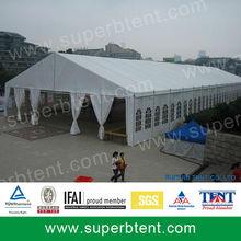 pvc wall Special design carpas tenda garden party wedding tent for sale