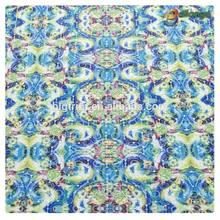 popular shape fashion style fabric wholesale lace orange