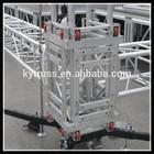 aluminum light truss lift system
